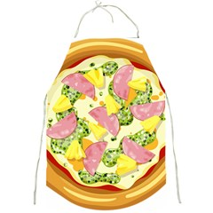 Pizza Clip Art Full Print Aprons