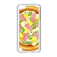 Pizza Clip Art Apple Ipod Touch 5 Case (white)