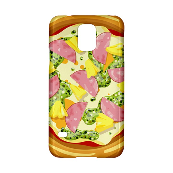 Pizza Clip Art Samsung Galaxy S5 Hardshell Case