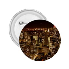 New York City At Night Future City Night 2 25  Buttons