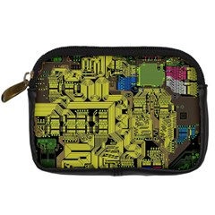 Technology Circuit Board Digital Camera Cases