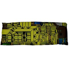 Technology Circuit Board Body Pillow Case Dakimakura (two Sides)