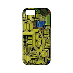 Technology Circuit Board Apple iPhone 5 Classic Hardshell Case (PC+Silicone)