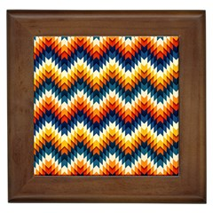 The Amazing Pattern Library Framed Tiles