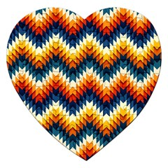 The Amazing Pattern Library Jigsaw Puzzle (Heart)