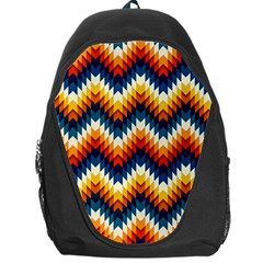 The Amazing Pattern Library Backpack Bag