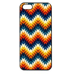 The Amazing Pattern Library Apple iPhone 5 Seamless Case (Black)
