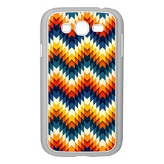 The Amazing Pattern Library Samsung Galaxy Grand DUOS I9082 Case (White)