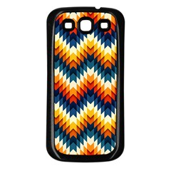 The Amazing Pattern Library Samsung Galaxy S3 Back Case (Black)