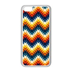 The Amazing Pattern Library Apple iPhone 5C Seamless Case (White)