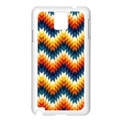 The Amazing Pattern Library Samsung Galaxy Note 3 N9005 Case (white)