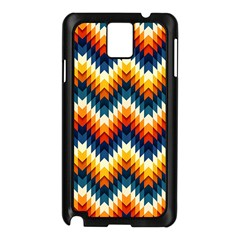 The Amazing Pattern Library Samsung Galaxy Note 3 N9005 Case (Black)