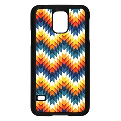 The Amazing Pattern Library Samsung Galaxy S5 Case (black)