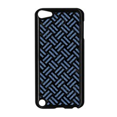 WOV2 BK-MRBL BL-LTHR Apple iPod Touch 5 Case (Black)
