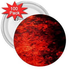 Reflections at Night 3  Buttons (100 pack)