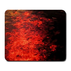 Reflections at Night Large Mousepads