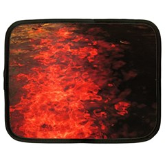 Reflections at Night Netbook Case (XL)