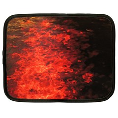Reflections at Night Netbook Case (XXL)