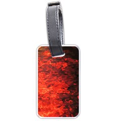 Reflections at Night Luggage Tags (One Side)