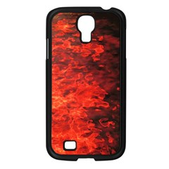Reflections at Night Samsung Galaxy S4 I9500/ I9505 Case (Black)