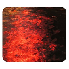 Reflections at Night Double Sided Flano Blanket (Small)