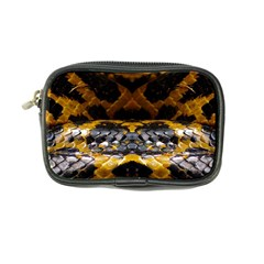 Textures Snake Skin Patterns Coin Purse