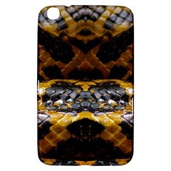 Textures Snake Skin Patterns Samsung Galaxy Tab 3 (8 ) T3100 Hardshell Case