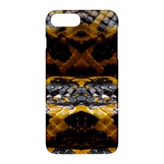 Textures Snake Skin Patterns Apple Iphone 7 Plus Hardshell Case