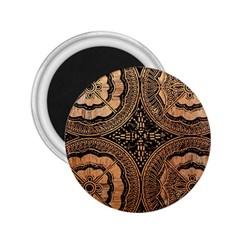 The Art Of Batik Printing 2.25  Magnets