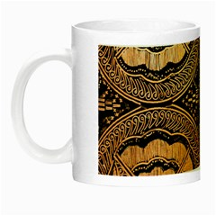 The Art Of Batik Printing Night Luminous Mugs