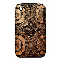 The Art Of Batik Printing iPhone 3S/3GS