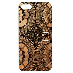 The Art Of Batik Printing Apple Iphone 5 Hardshell Case With Stand