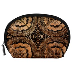 The Art Of Batik Printing Accessory Pouches (large)