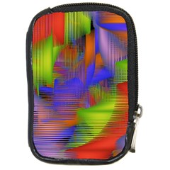 Texture Pattern Programming Processing Compact Camera Cases