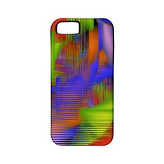 Texture Pattern Programming Processing Apple iPhone 5 Classic Hardshell Case (PC+Silicone)