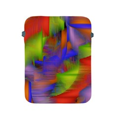 Texture Pattern Programming Processing Apple iPad 2/3/4 Protective Soft Cases