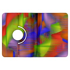 Texture Pattern Programming Processing Kindle Fire HDX Flip 360 Case