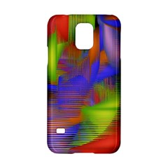 Texture Pattern Programming Processing Samsung Galaxy S5 Hardshell Case