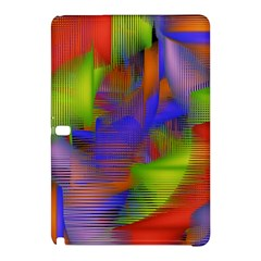 Texture Pattern Programming Processing Samsung Galaxy Tab Pro 10.1 Hardshell Case