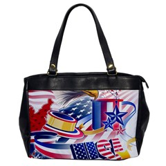 United States Of America Usa  Images Independence Day Office Handbags
