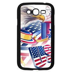 United States Of America Usa  Images Independence Day Samsung Galaxy Grand Duos I9082 Case (black)