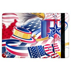 United States Of America Usa  Images Independence Day iPad Air Flip