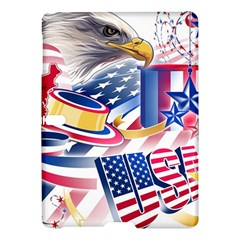 United States Of America Usa  Images Independence Day Samsung Galaxy Tab S (10 5 ) Hardshell Case