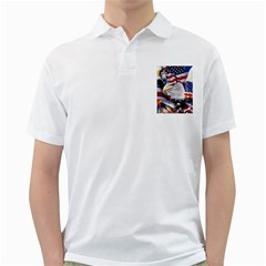 United States Of America Images Independence Day Golf Shirts