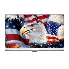 United States Of America Images Independence Day Business Card Holders