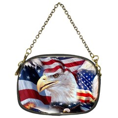 United States Of America Images Independence Day Chain Purses (One Side)