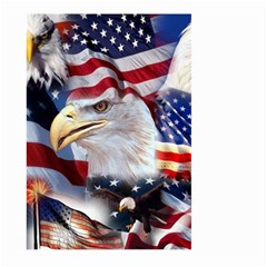 United States Of America Images Independence Day Large Garden Flag (two Sides)