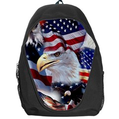 United States Of America Images Independence Day Backpack Bag