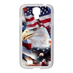 United States Of America Images Independence Day Samsung Galaxy S4 I9500/ I9505 Case (white)