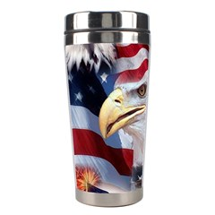 United States Of America Images Independence Day Stainless Steel Travel Tumblers